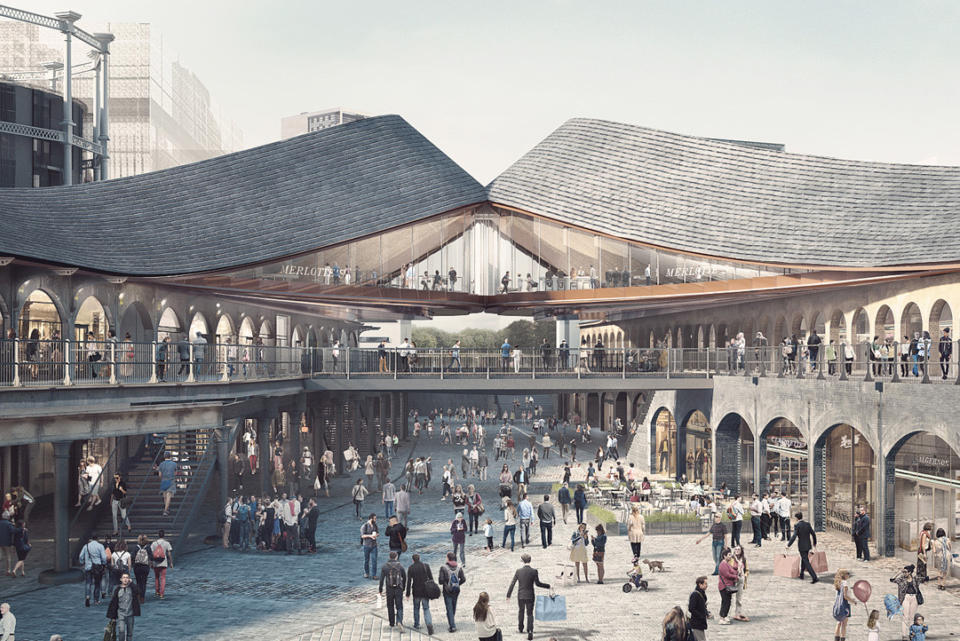 Coal Drops Yard London